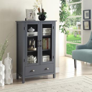 Urban Style Living Gracie Storage Bookcase