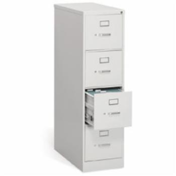 HON 314 Series 4-Drawer Vertical File Cabinet