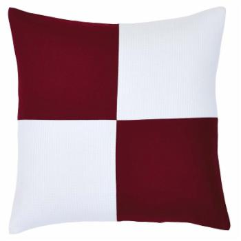 VHC Brands Patchwork Decorative Pillow