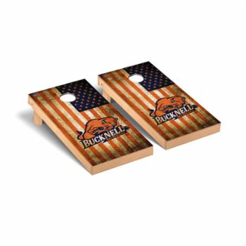 Victory Tailgate Bucknell Bison Cornhole Game Set