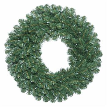 Vickerman 36 in. Oregon Fir Unlit Wreath