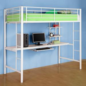 Loft Beds With Desks Hayneedle