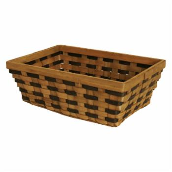 Wald Import Toscana Wood Chip Basket