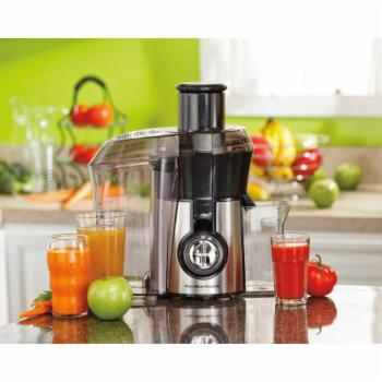 Hamilton Beach 67608Z Stainless Steel Big Mouth Juice Extractor