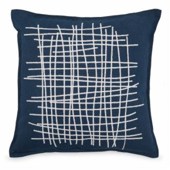 MoDRN Industrial Chain Stitch Decorative Pillow