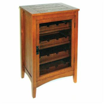 Hugo 16-Bottle Wine Cabinet