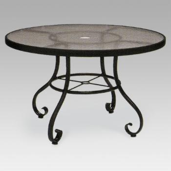 Woodard Ramsgate 48 in. Round Patio Dining Table