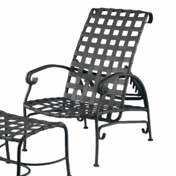 Woodard Ramsgate Adjustable Lounge Chair