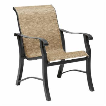 Woodard Cortland Sling Dining Chair