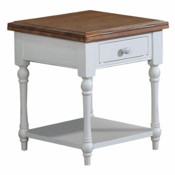 Winners Only 1 Drawer End Table