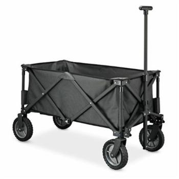 Winsome House Multi-Terrain Folding Wagon