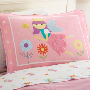 Fairy Princess Pillow Sham by Olive Kids