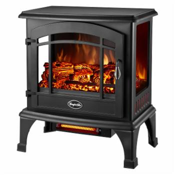 Comfort Glow EQS5140 Sanibel Infrared Electric Stove