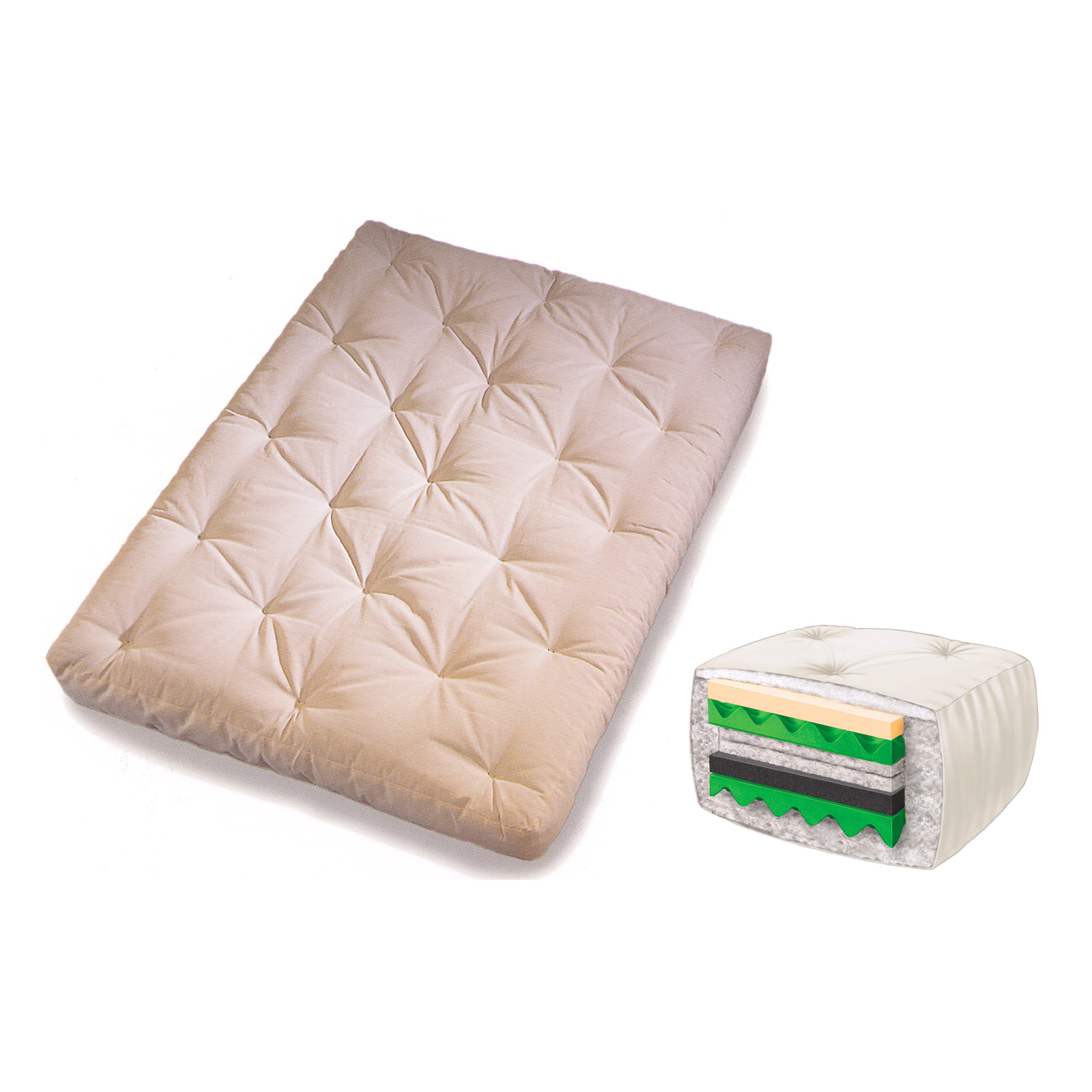 replacement futon red ideal milioanedeprieteni mattress