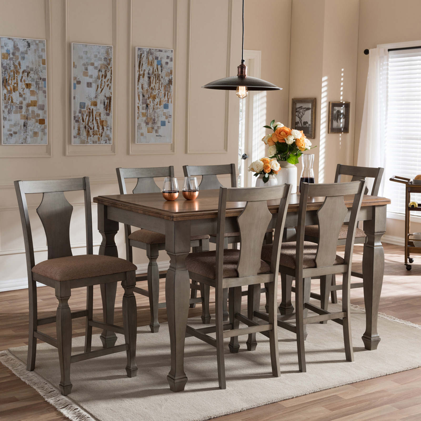 design also and signature cool furniture by trends kitchen set room ideas cottage ashley cottages retreat from dining collection