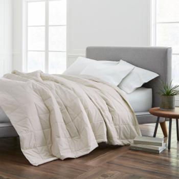 Cotton Filled Blanket by EcoPure