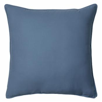 IZOD Chambray Stripe Euro Decorative Pillow