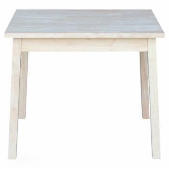 International Concepts Rectangular Childs Table