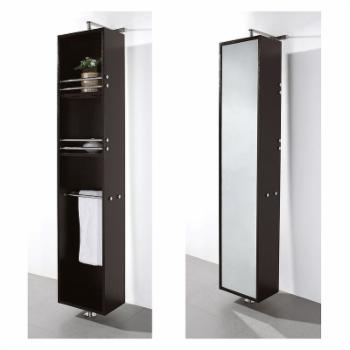 Wyndham Collection WCV202ES April Rotating Wall Cabinet