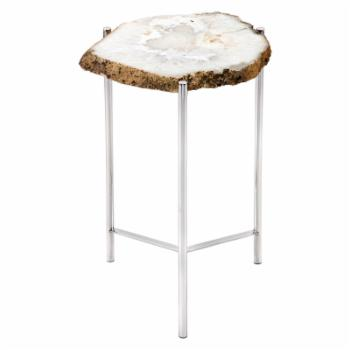 Imax Giselle Agate End Table