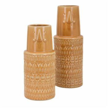 IMAX Andreas Vases - Set of 2