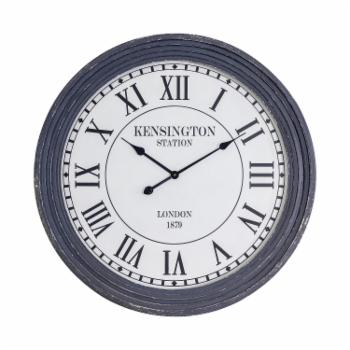 Yosemite Home Decor Simple Perfection 31 in. Wall Clock