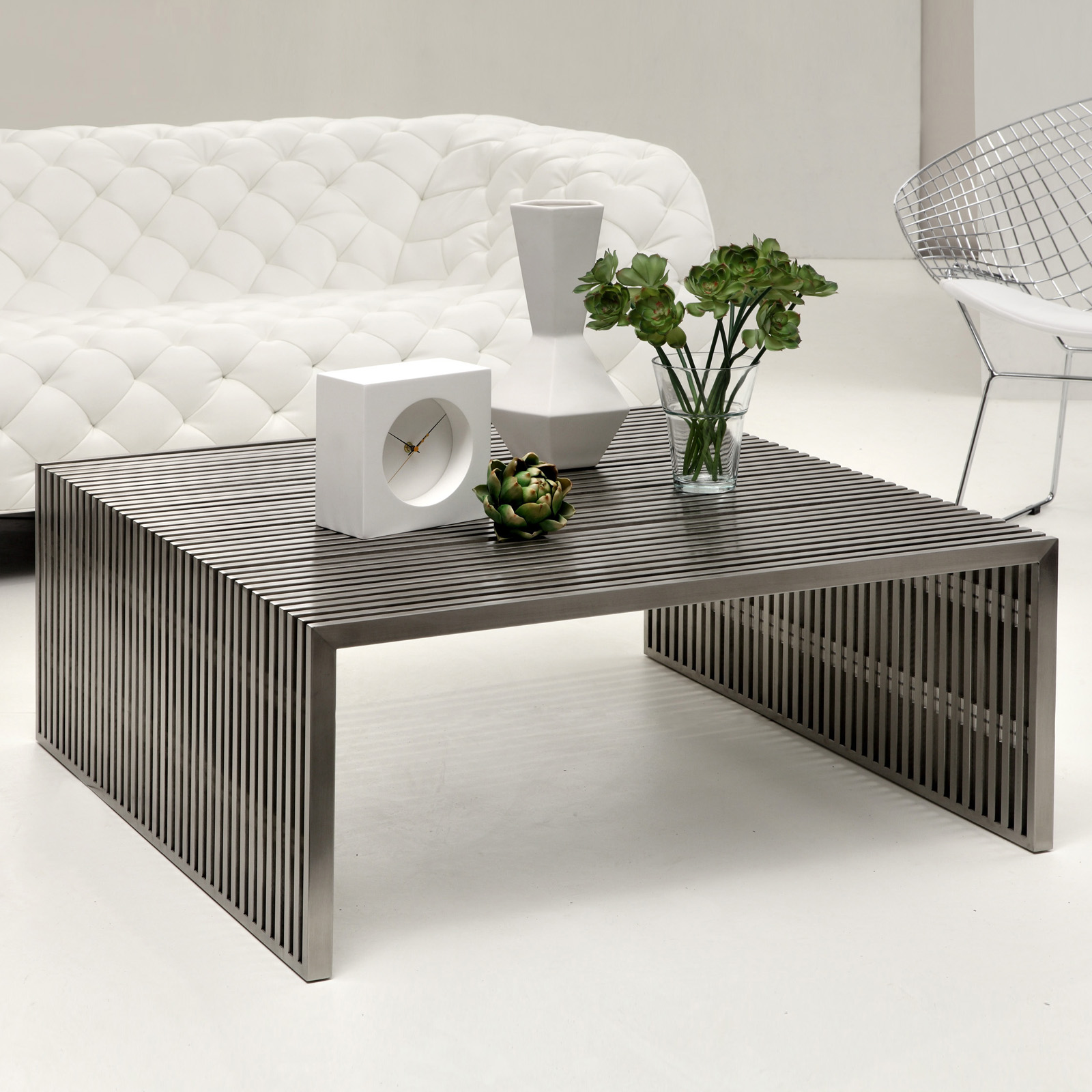 Zuo Modern Square Coffee Table