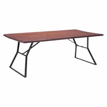 Zuo Modern Contemporary Omaha Rectangular Dining Table