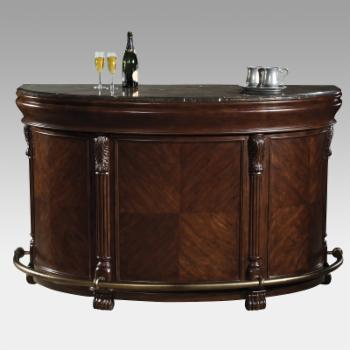 Howard Miller Niagara Sunburst Home Bar