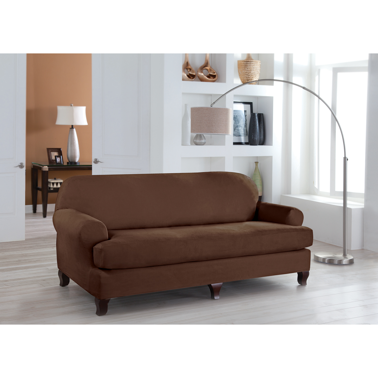 Tailor Fit Stretch Fit Sofa Slipcover Hayneedle