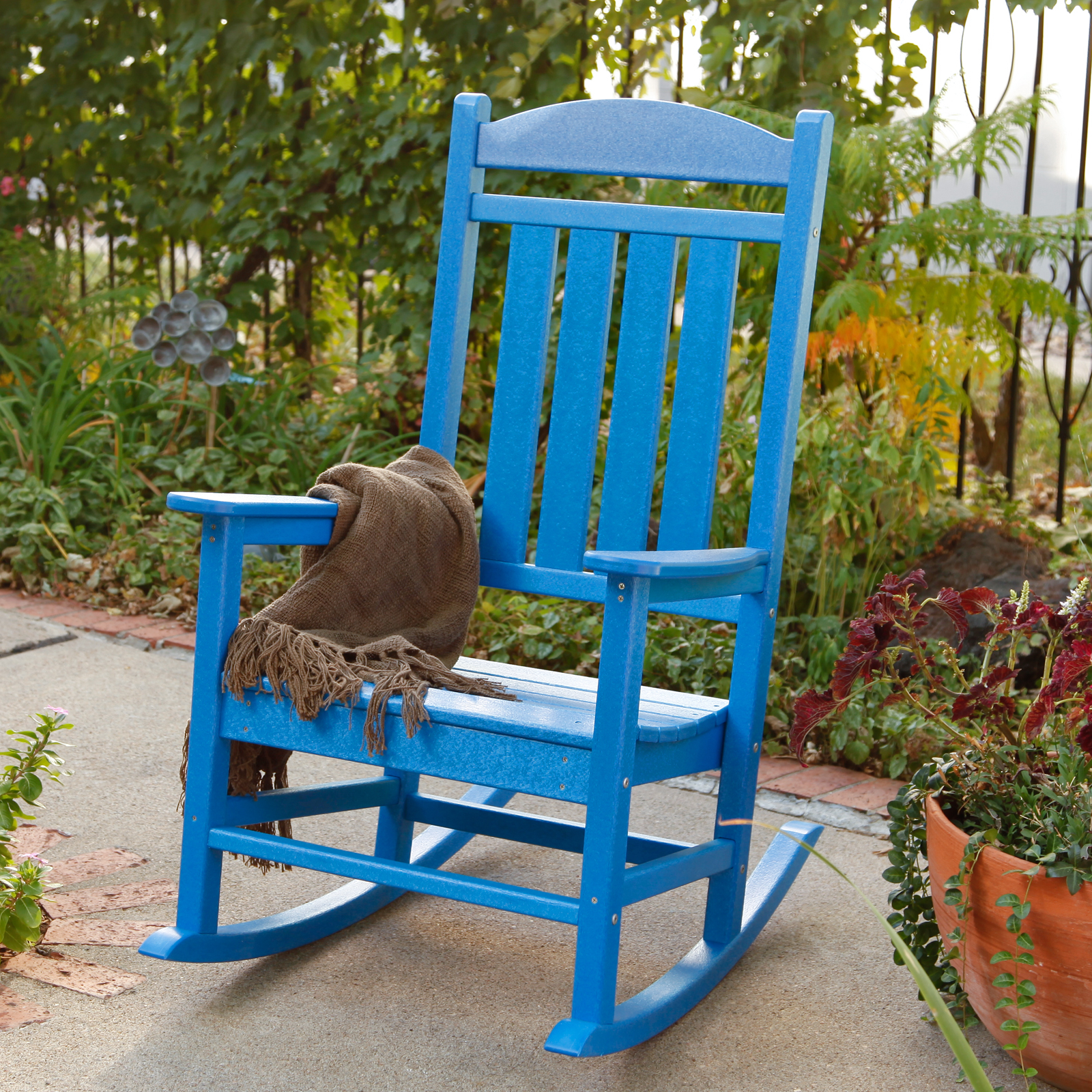 POLYWOOD® Presidential Recycled Plastic Rocking Chair. QUICK VIEW
